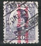 Sellos de Europa - España -  597 Alfonso XIII. Republica española (3)