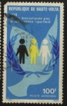 Stamps Africa - Burkina Faso -