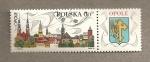 Sellos de Europa - Polonia -  Ciudad de Opole