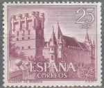 Sellos de Europa - España -  ESPAÑA 1966_1739 Castillos españoles.