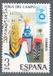 Stamps Spain -  ESPAÑA 1975_2263 XXV Aniversario de la Feria del Campo.
