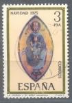 Sellos de Europa - España -  ESPAÑA 1975_2300 Navidad.