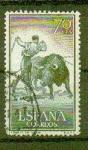 Sellos de Europa - España -  TAUROMAQUIA (4)