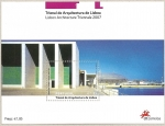 Stamps Portugal -  Trienal arquitectura Lisboa 2007