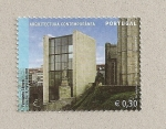 Stamps Portugal -  Arquitectura contemporánea
