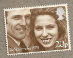Stamps United Kingdom -