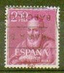 Sellos de Europa - España -  Canonización del Beato Juan de Ribera(7)