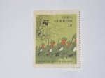 Stamps America - Cuba -  Cuba Correos