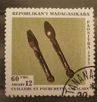 Stamps Africa - Madagascar -