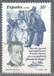 Sellos del Mundo : Europa : España : ESPAÑA 1995_3357 Literatura española. Personajes de ficción.