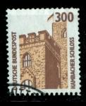 Sellos de Europa - Alemania -  Castillo Hambacher