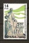 Stamps Spain -  Centenario de la llegada de los Padres Salesianos.