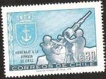 Sellos de America - Chile -  FUERZAS ARMADAS DE CHILE - HOMENAJE A LA ARMADA