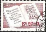 Sellos de America - Chile -  IV CENTENARIO DE LA BIBLIA EN ESPAÑOL