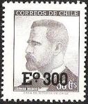 Sellos de America - Chile -  GERMAN RIESCO