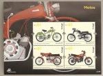 Stamps Portugal -  Motos