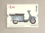 Sellos de Europa - Portugal -  Motos