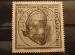 Stamps Europe - Luxembourg -  Museo de la ciudad: Yelmo de la edad de hierro