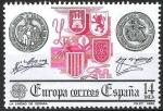 Sellos de Europa - España -  2657 Europa-CEPT. La unidad de España