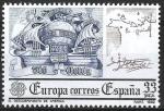 Sellos de Europa - España -  2658 Europa-CEPT. El Descubrimiento de América