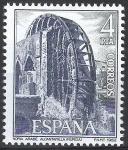 Stamps Spain -  2676  Paisajes y Monumentos. Noria Arabe, Alcantarilla, Murcia.