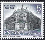 Sellos de Europa - España -  2677 Paisajes y monumentos. Banco de España, Madrid.
