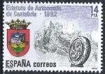 Sellos de Europa - España -  2687 Estatuto de Autonomía de Cantabria.