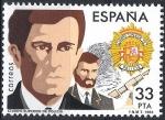Stamps Spain -  2694 Cuerpos de Seguridad del Estado. Cuerpo Superior de Policía.