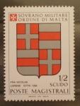 Sellos del Mundo : Europa : Malta : sovrano militare ordine di malta, fra nicolas