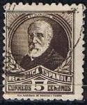 Sellos de Europa - España -  655  Francisco Pi