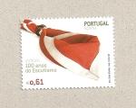 Sellos de Europa - Portugal -  Centenario de exploradores