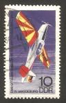 Stamps Germany -  1087 - Campeonato mundial de acrobacia aérea en Magdeburg