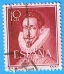 Sellos de Europa - España -  1072  Lope de Vega