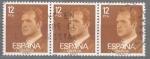Sellos del Mundo : Europa : España : ESPAÑA 1976_2349x3 Don Juan Carlos I. Serie básica.