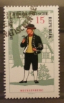 Stamps Europe - Germany -  traje tipico