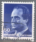 Stamps Spain -  ESPAÑA 1989_3005 Don Juan Carlos I.