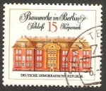 Sellos de Europa - Alemania -  1352 - Castillo de Kopenick