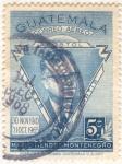 Sellos de America - Guatemala -  Mario Mendez Montenegro