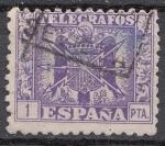 Sellos de Europa - España -  Escudo España (20)