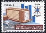Stamps Spain -  2718  44º Congreso del Instituto Internacional de estadísticas.