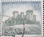 Sellos del Mundo : Europa : España : castillos de españa
