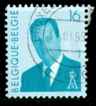 Stamps Belgium -  Personaje