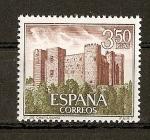 Stamps Spain -  Castillos de España.