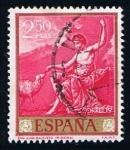 Stamps Spain -  1504  San Juan Bautista