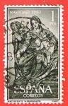 Sellos de Europa - España -  1535  Navidad 1963