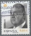 Sellos del Mundo : Europa : España : ESPAÑA 2008_4360.03 S.M. Don Juan Carlos I.