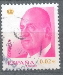 Sellos de Europa - España -  ESPAÑA 2008_4361.02 S.M. Don Juan Carlos I.