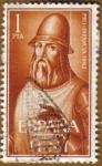 Sellos de Europa - España -  IFNI - Almirante JOFRE TENORIA