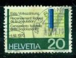 Sellos de Europa - Suiza -  Censo