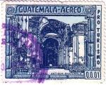 Stamps Guatemala -  Arquitectura de Antigua Guatemala